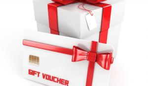 Offer gift vouchers Supportal