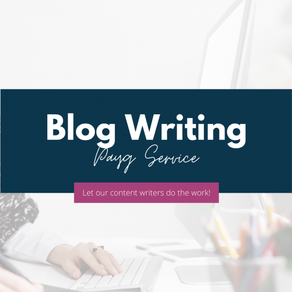 Blog Writing PAYG Supportal