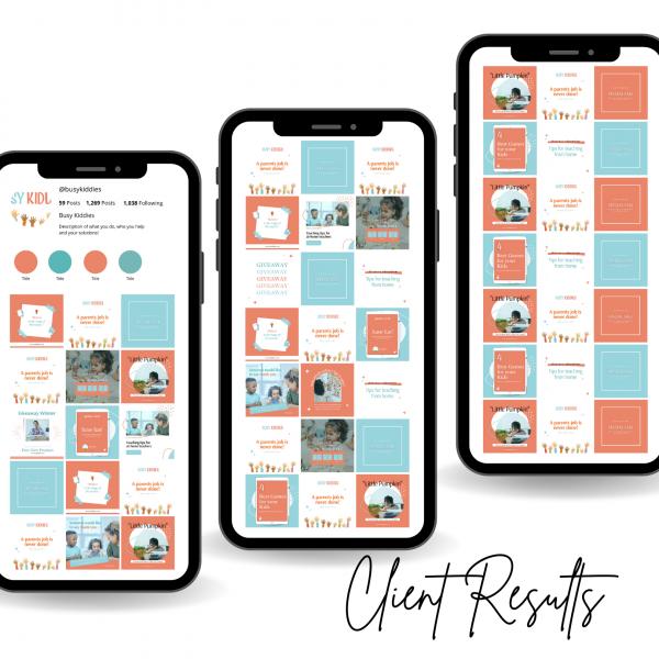 Instagram Branding Kit Supportal